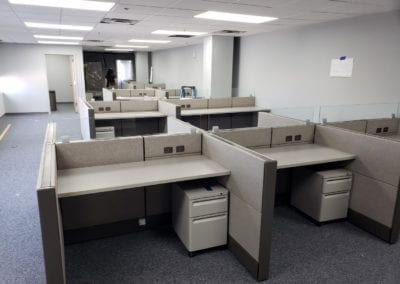 refurbished and used cubicles NYC