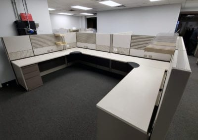 used office partitions near me